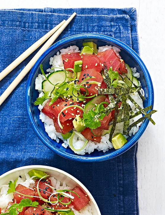 Ahi Poke Recipe For Tuna Poke