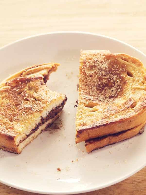 Video: How To Make Nutella French Toast