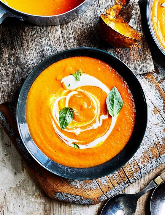 Dutch tomato soup