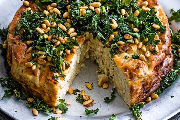 52 Vegetarian Entertaining Recipes For Vegetarian Dinner Party Ideas Olivemagazine