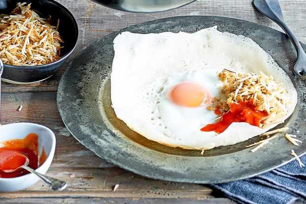 Egg Hoppers Recipe