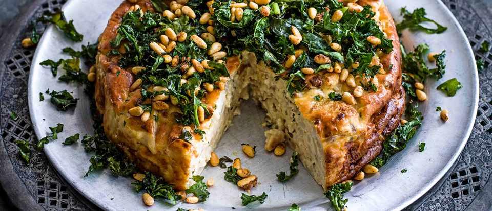 Cauliflower Sformato Recipe For Vegetarian Dinner Party