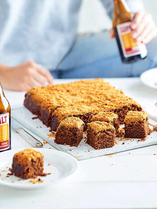 Parkin Recipe with Supermalt