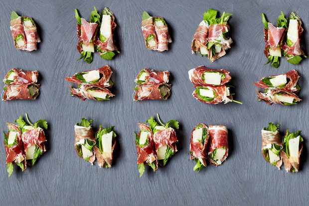 Best ever platter recipes for an impressive dinner party spread or canap for a dinner party we all know how well ibrico ham and manchego ham go together add rocket for extra punch and serve alongside a glass forumfinder Image collections