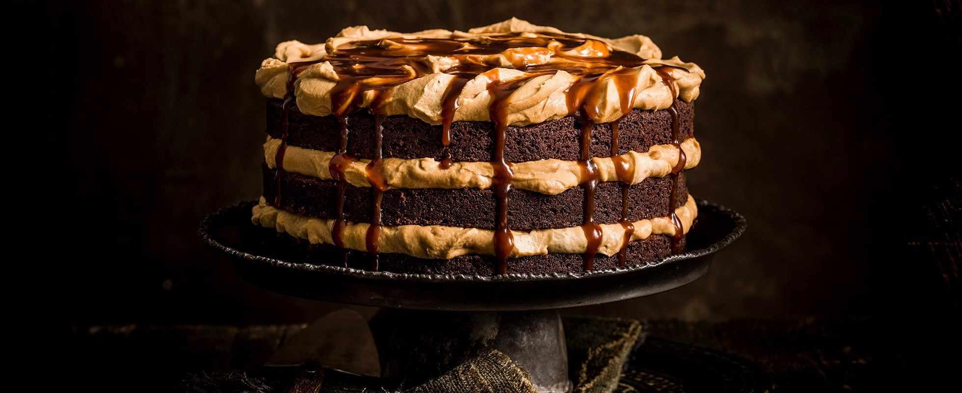 burnt butterscotch cake