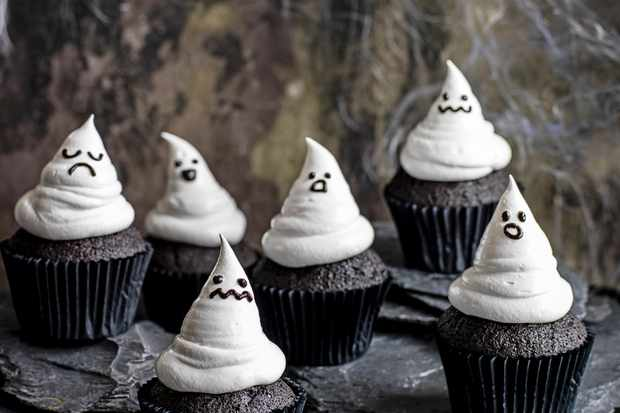 Black Velvet Cupcakes Recipe