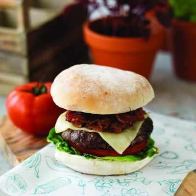 James Martin kitchen beef Burger