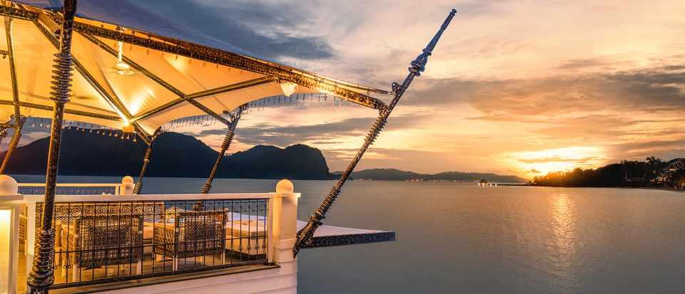 Kayuputi - Sunset Deck