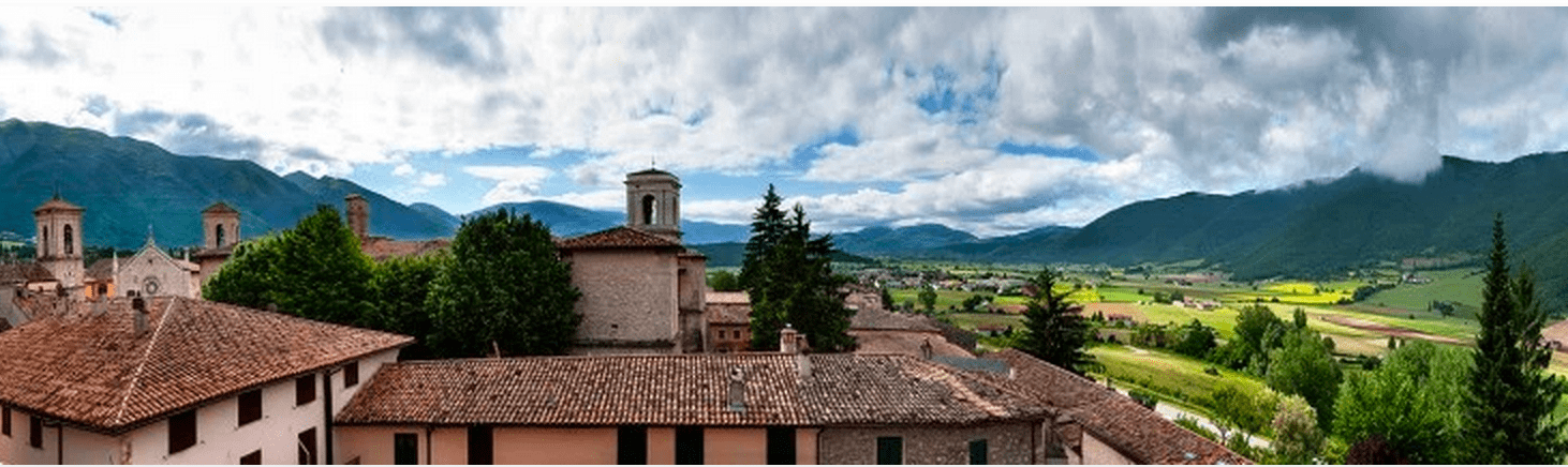 Palazzo Seneca, Umbria, Italy: hotel and restaurant review