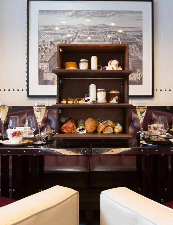The Luggage Room, Mayfair: Afternoon Tea Review
