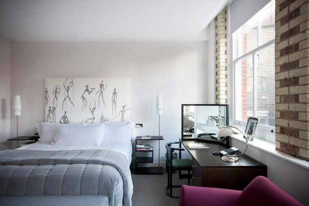 Rooms at Boundary, Shoreditch