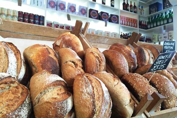 Bread at Albion