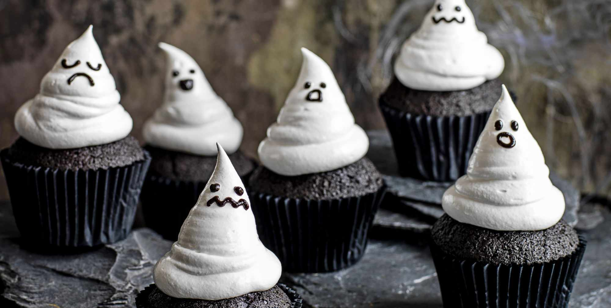ghost cakes