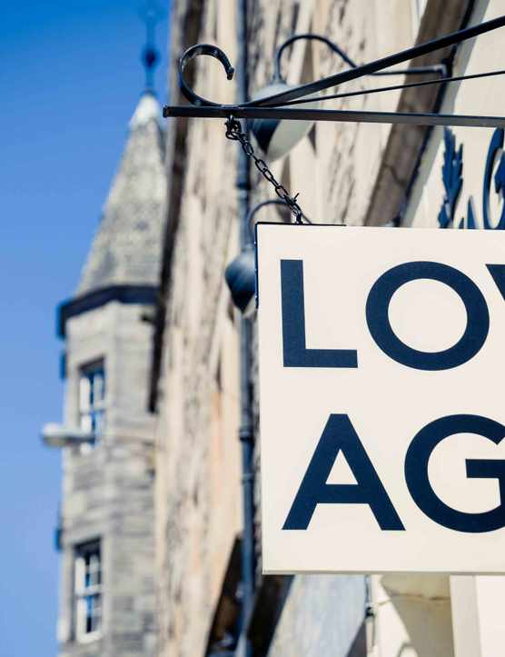 Lovage restaurant, Edinburgh