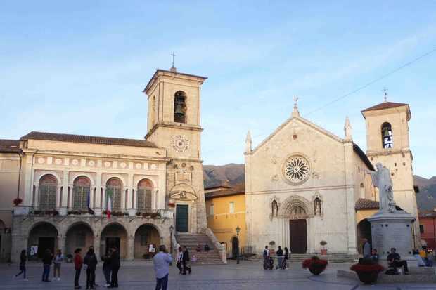 Norcia, Umbria, Italy
