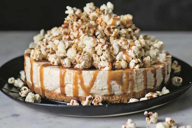 Coffee Cheesecake Recipes Easy