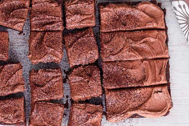 30 Sheet Cake Recipes Easy Tray Bake Ideas Olivemagazine