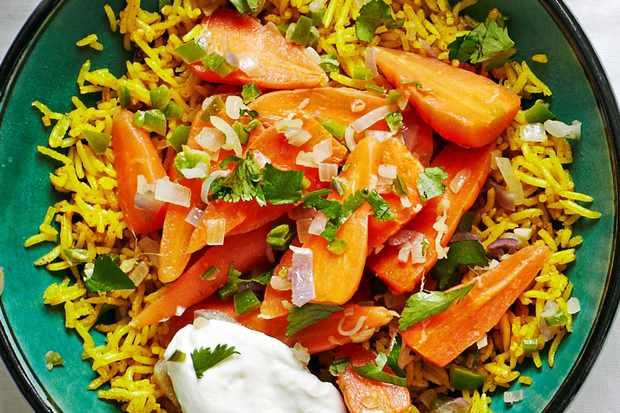 Best Ever Basmati Rice Recipes Olivemagazine