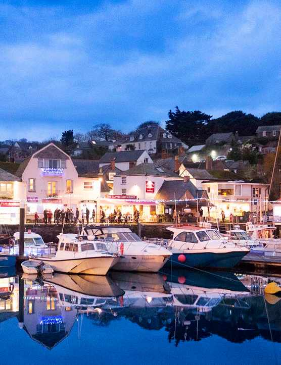 Padstow Restaurants Cornwall