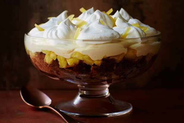 Best Trifle Recipes For Easy Trifle Olive Magazine
