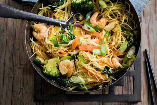 Best Ever Noodles Recipes Olive Magazine Olivemagazine