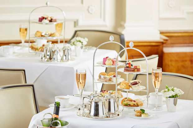 Afternoon Tea Betty's Yorkshire