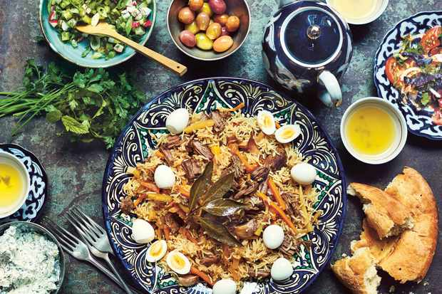 Uzbekistan The Best Places To Eat And Drink Olivemagazine