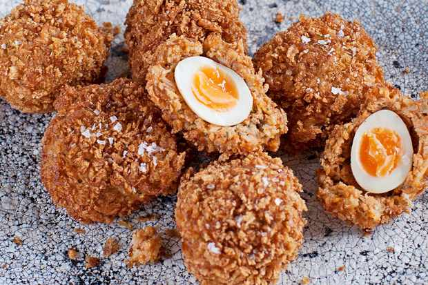 28 best ever british tea party recipes olive magazine olive magazine these crab scotch quails eggs with mustard mayo make a great twist on a classic british snack theyre easy to make but look impressive making them perfect forumfinder Choice Image