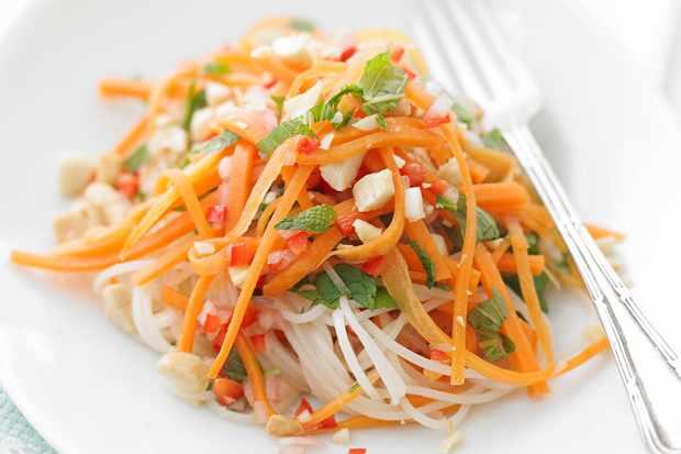 21 Easy Thai Recipes Olive Magazine Olivemagazine