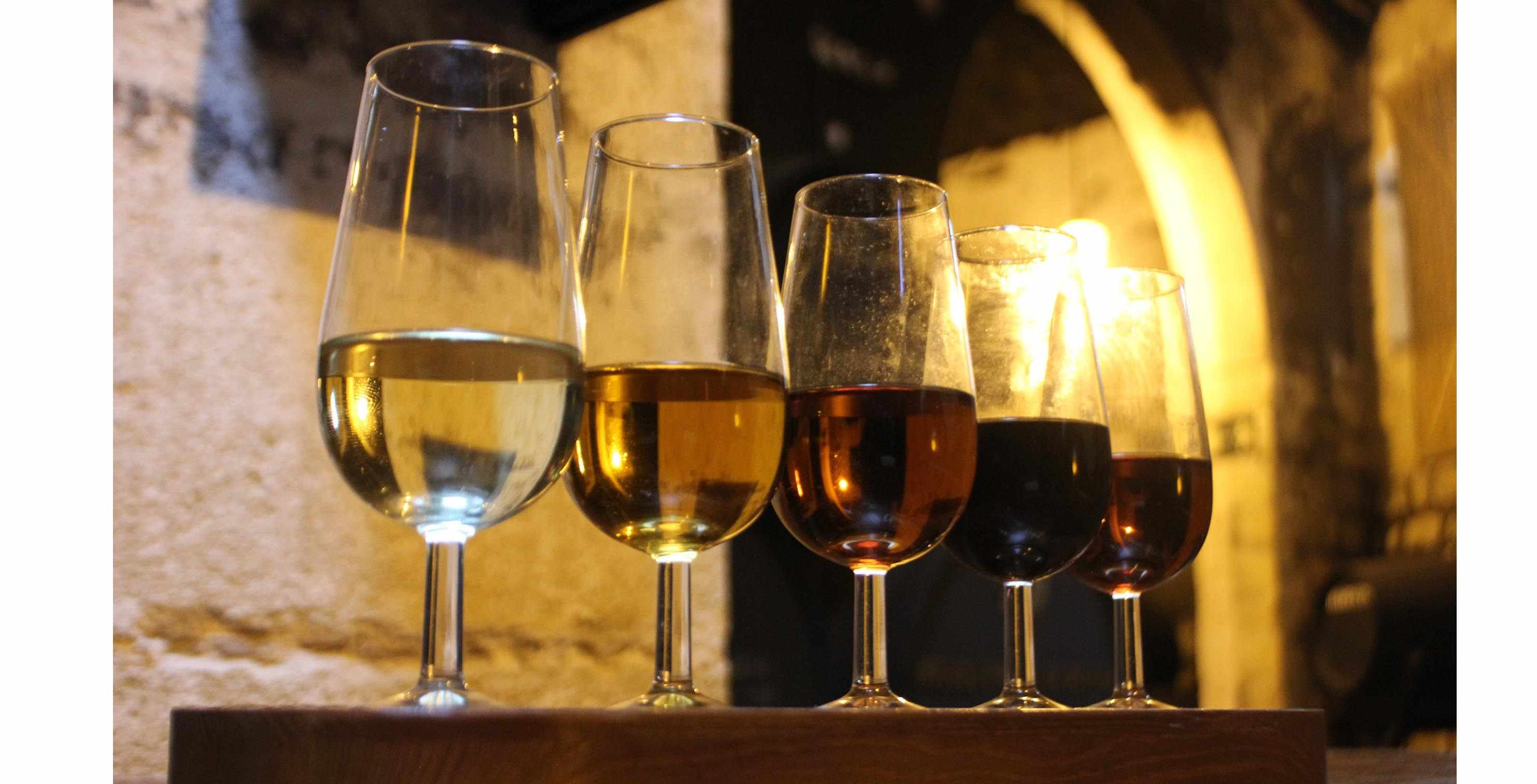 Sherry selection