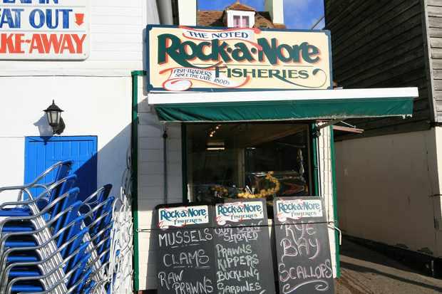 Hastings RockaNore Fisheries