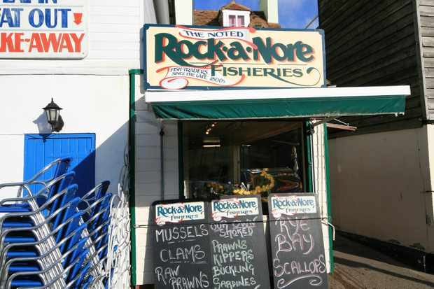 Hastings RockaNore Fisheries
