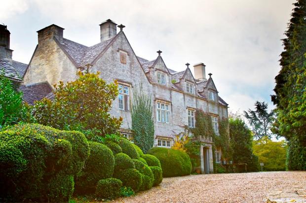 Barnsley House