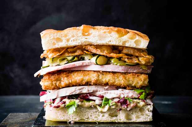 Boxing Day Sandwich Recipe