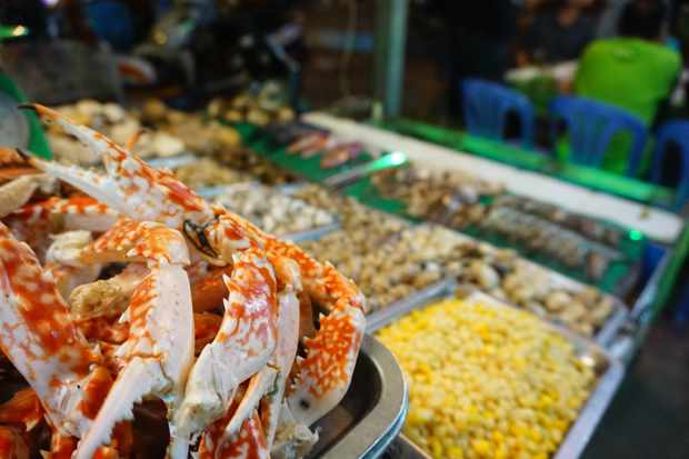 Foodie tour of Ho Chi Minh City by Vespa