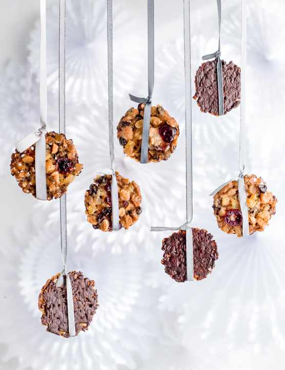 Dark Chocolate Florentines Recipe