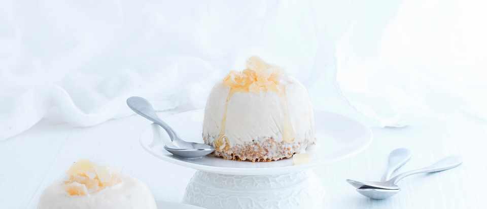 Ginger Ice Cream Dessert Recipe