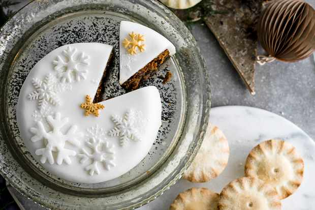 Gluten Free cake and mince pie winners in olive's Christmas supermarket awards