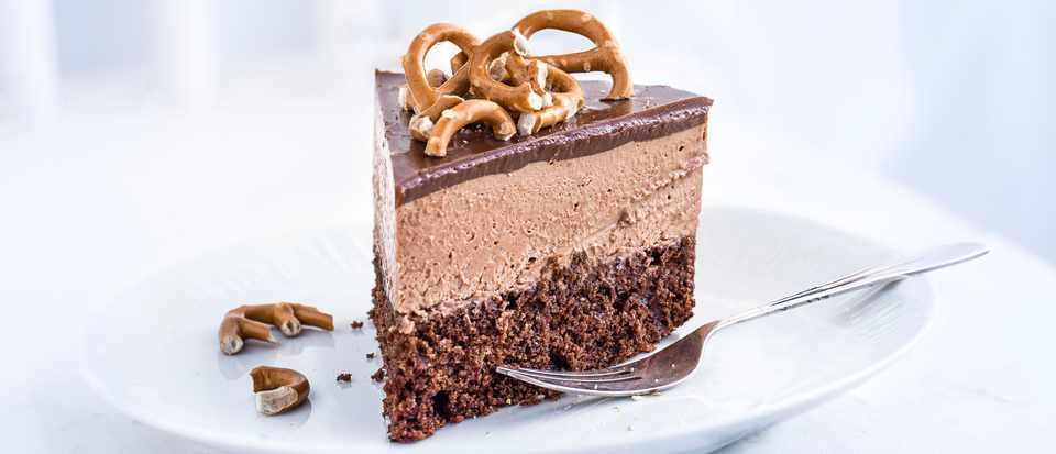 Chocolate Malt Cake Recipe