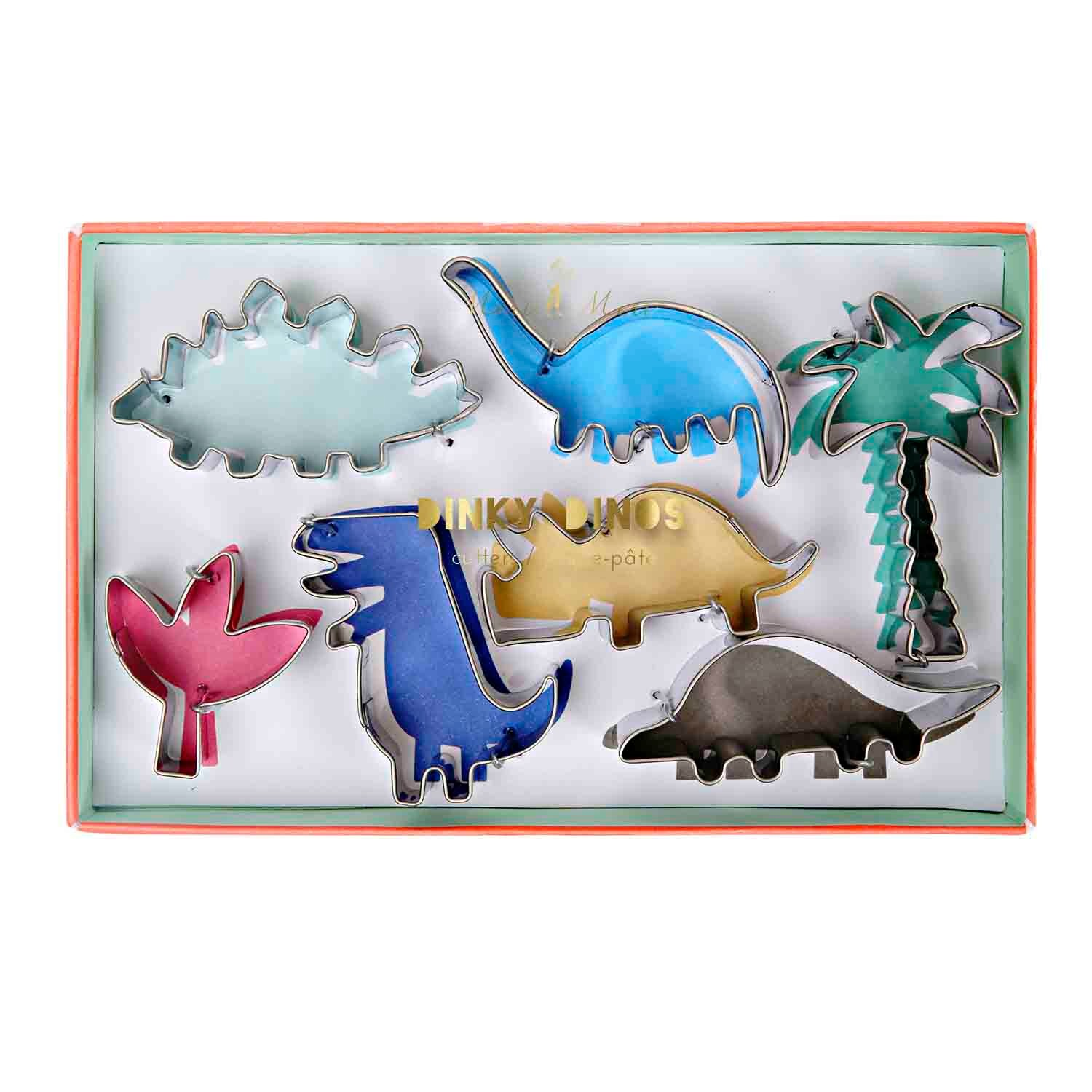 Sisters Guild DInky Dinosaur cookie cutters