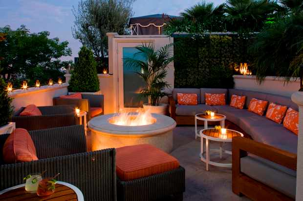 The Peninsula Beverly Hills Welcomes Warm Summer Nights at The Roof Garden