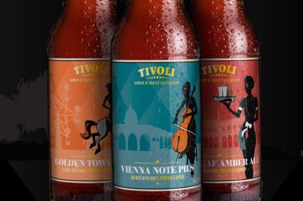 Tivoli Gardens beer