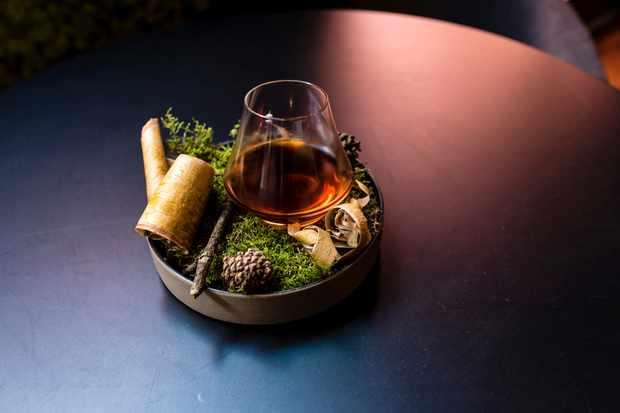 Whiskey from wilderness in birmingham