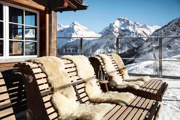 Alpenblick terrace
