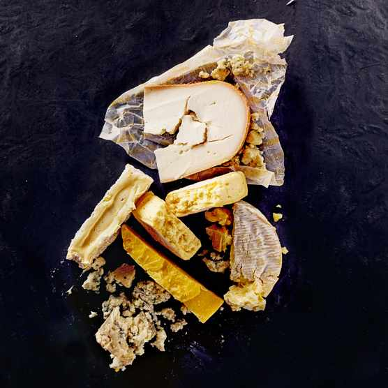 Expert guide to cheese: new-style cheeseboard