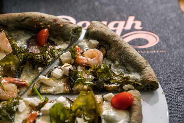 Dough Bath pizza restaurant - Paolo Ferla