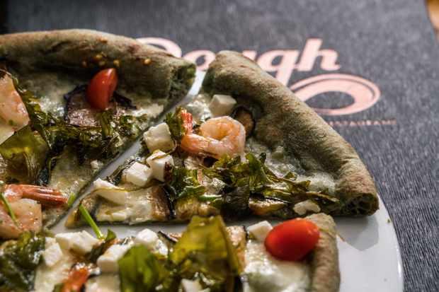 Dough Bath pizza restaurant - Paolo Ferla