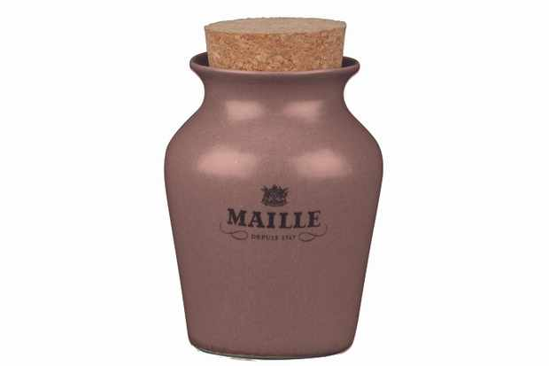 Maille mustard - truffle and cep mushroom flavour