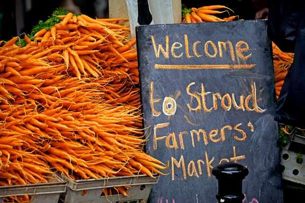 stroud famers market