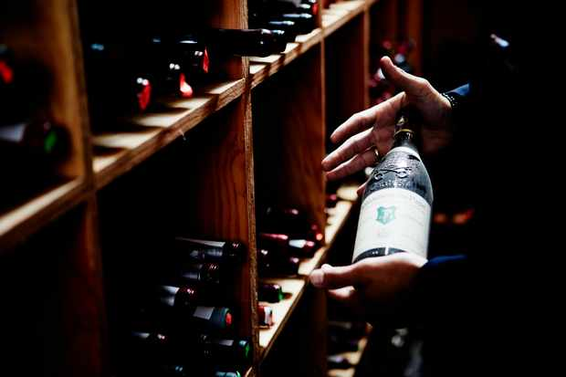 Wine collection from Element 47